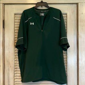UA Team Ultimate Cage jacket loose fit wind shirt